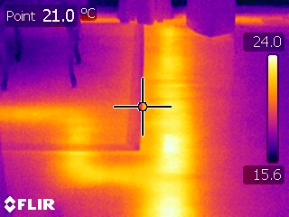 Thermographie bâtiments